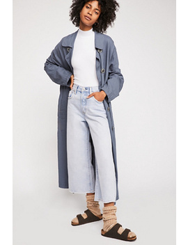 Levi's High Water Wide Leg Jeans by Free People