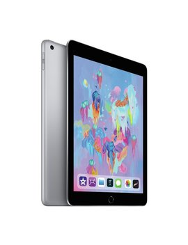 I Pad 2018 6th Gen 9.7 Inch Wi Fi 32 Gb  Space Grey by Argos