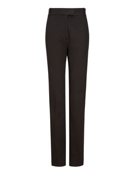 Reeve Gabardine Stretch Trousers by Joseph
