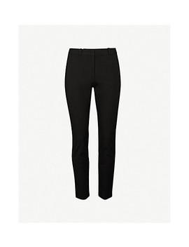 Eliston Stretch Gabardine Trousers by Joseph