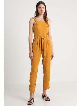 Square Neck   Jumpsuit by Dorothy Perkins