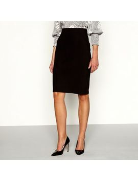 Principles   Black Ponte Skirt by Principles