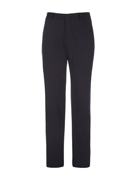 Wardrobe Essentials Alex Slim Fit Comfort Knit Flat Front Dress Pants by Generic