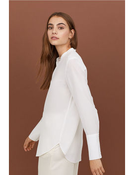 Hodvábna Blúzka by H&M