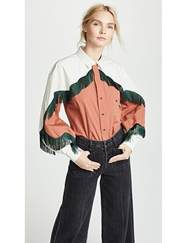 Western Shirt by Toga Pulla