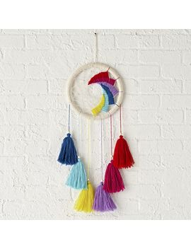 Rainbow Dreamcatcher by Crate&Barrel