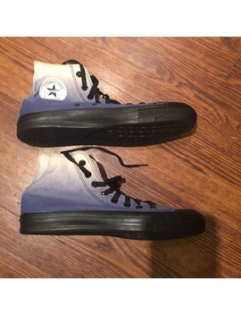Nwob Converse All Star ⭐️ 12 Blue UmbraNwt by Converse