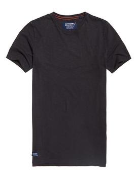 Dry Originals Longline Short Sleeve T Shirt by Superdry