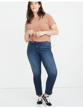 Slim Straight Jeans In Hammond Wash by Madewell