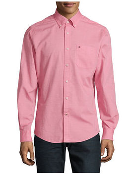 Classic Long Sleeve Shirt by Tommy Hilfiger