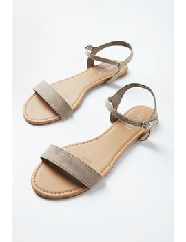 Everyday Thin Strap Sandal by Cotton On