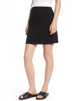 Zip Panel Skirt by James Perse