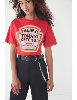 Heinz Ketchup Cropped Tee by Urban Outfitters