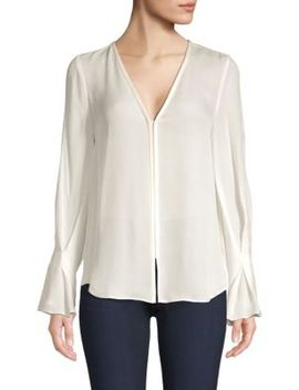 Latacia Silk Blouse by Joie
