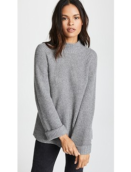 Maye Cashmere Sweater by 360 Sweater