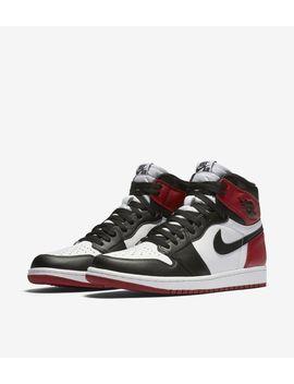 Black Toe by Nike