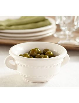 Napoli Small Serve Bowl by Pottery Barn