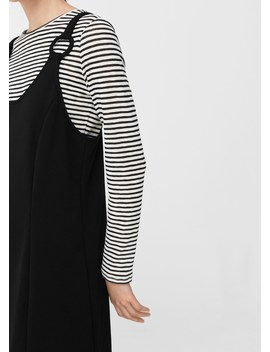 Inner T Shirt Dress by Mango