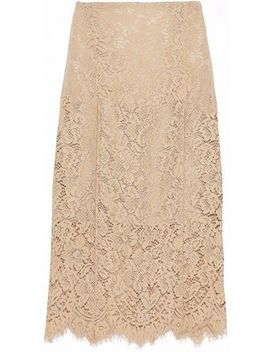Jerome Corded Lace Skirt by Ganni