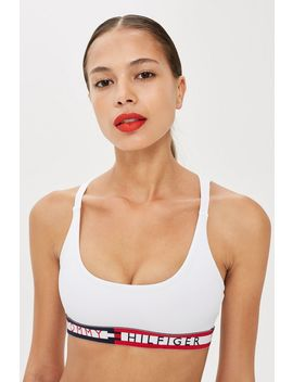 **Racer Back Top By Tommy Hilfiger by Topshop