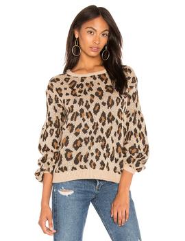 Go Wild Sweater by Amuse Society
