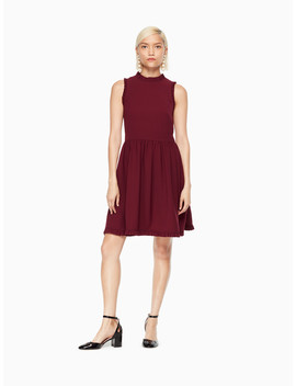 Ruffle Fit And Flare Dress by Kate Spade