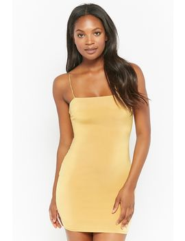 Bodycon Mini Dress by Forever 21
