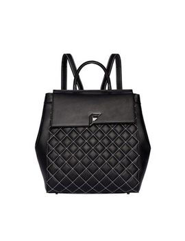 Fiorelli   Black Barrington Backpack by Fiorelli