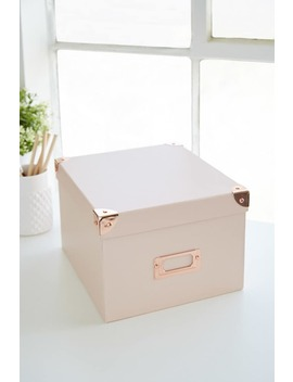 Rectangle Storage Box by Forever 21
