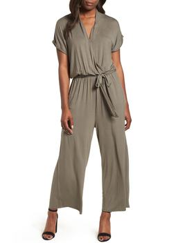Knit Surplus Jumpsuit by Bobeau