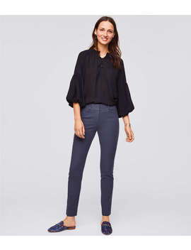 Petite Skinny Bi Stretch Ankle Pants In Marisa Fit by Loft