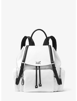 Beacon Medium Nylon Backpack by Michael Michael Kors