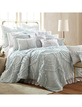 Levtex Home Allie Reversible Quilt Set In Teal by Bed Bath And Beyond