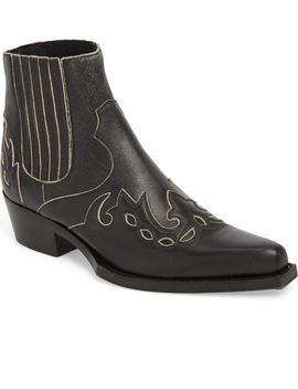 Calvin Klein Cal Calvert Cowboy Boot by Calvin Klein 205 W39 Nyc