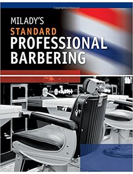 Milady's Standard Professional Barbering by Amazon