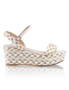 Flatform Sandal by Riffraff