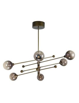 Abigail Ahern/Edition   Metal And Glass 'aa Odette' Led Pendant Ceiling Light by Abigail Ahern/Edition