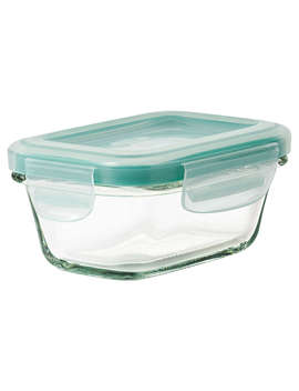 Oxo Good Grips Snap Glass Storage Container, Clear, 118ml by Oxo