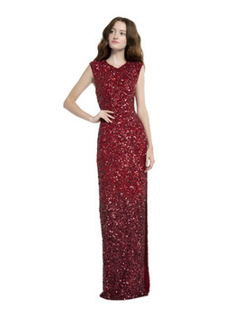 Jojo Embellished Fitted Gown by Alice And Olivia