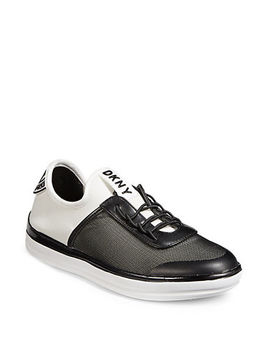 Fallon Lace Up Sneakers by Dkny