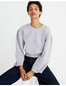 Madewell X Karen Walker® Garment Dyed Sweatshirt by Madewell