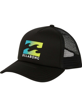 Podium Trucker Hat by Billabong