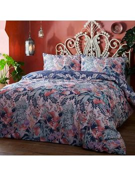 Butterfly Home By Matthew Williamson   Multicoloured 'flamenco' Bedding Set by Butterfly Home By Matthew Williamson