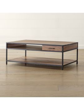 Knox Storage Coffee Table by Crate&Barrel
