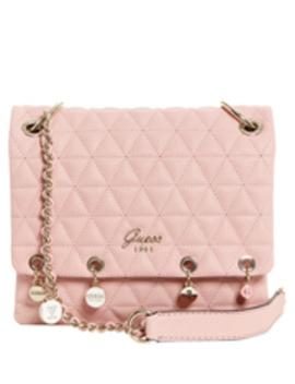 Fleur Chain Crossbody Bag Vg698821 Ros by Guess