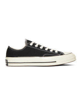 Black Ox Chuck Taylor '70 Sneakers by Converse