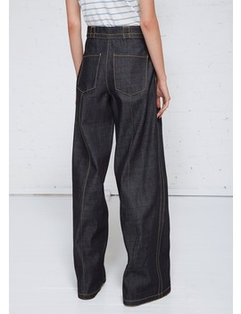 Wide Trouser by Marni