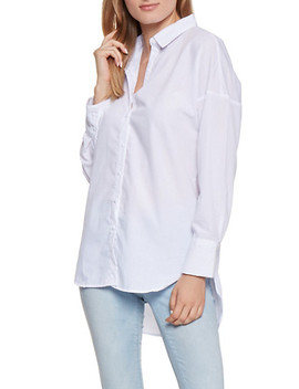 Button Front Shirt by Rainbow