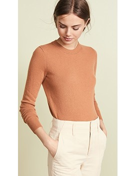 Overlay Cashmere Sweater by Vince