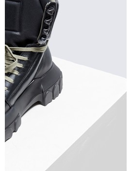 Hiking Sneaker by Rick Owens